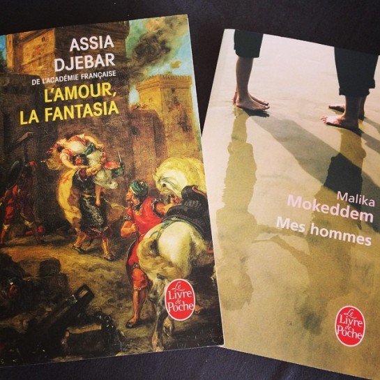 literatura argelina